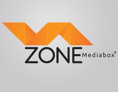 ZONE-Mediabox Brand Identity