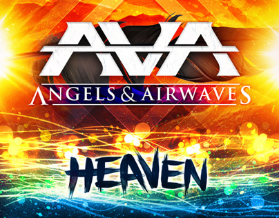 Angels and Airwaves Album Cover