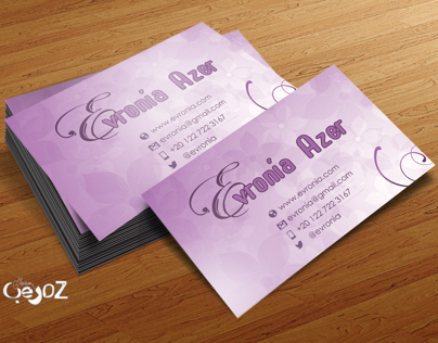 Business Card ...