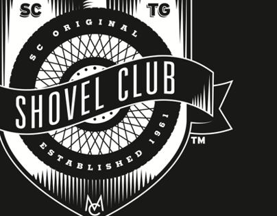 Shovel Club / James Lahey Crest
