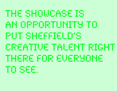 Sheffield Showcase