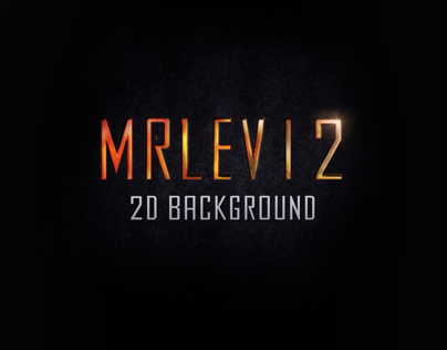 MrLEV12 / 2D Background
