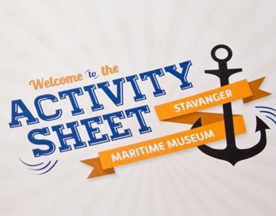 Activity Sheet Maritime Museum