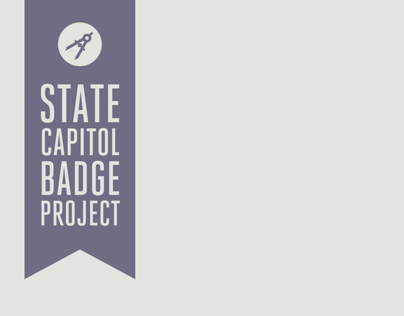 State Capitol Badge Project
