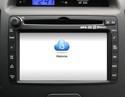 i3 - Automotive music sharing