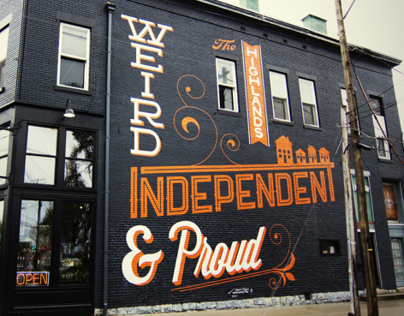 Highlands Mural