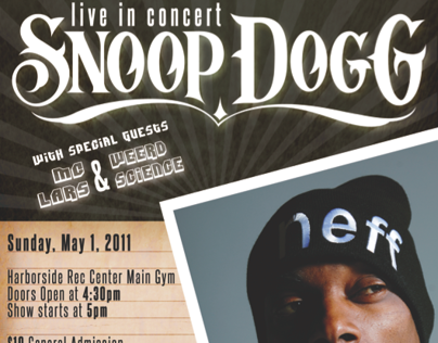 Snoop Dogg Concert
