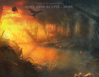 Post Apocalypse - Hope