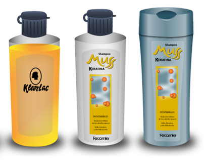 Bottles Illustrations
