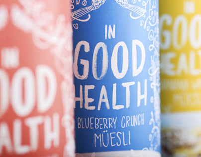 In Good Health Muesli