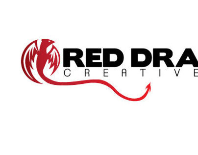 Red Dragon Creative - Logo