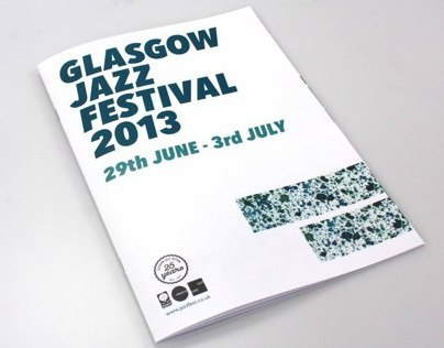 Glasgow Jazz Festival Brochure