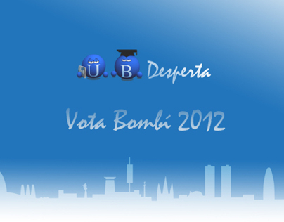 Video elecciones rectoria UB 2012