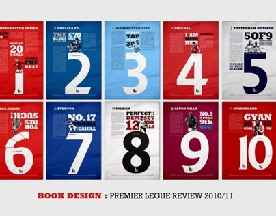 EPL Text Book Review 2010/11