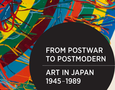 From Postwar to Postmodern: Art in Japan, 1945–1989