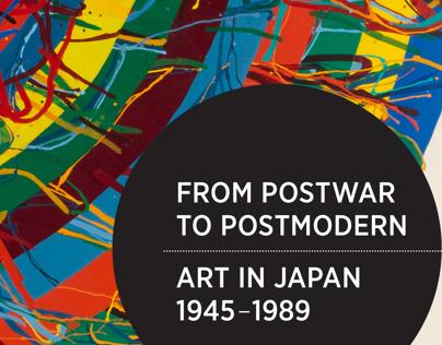 From Postwar to Postmodern: Art in Japan, 1945–1989