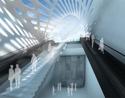 Transport_Train Station_Competition_Professional