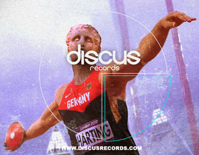 Discus Records Illustrations