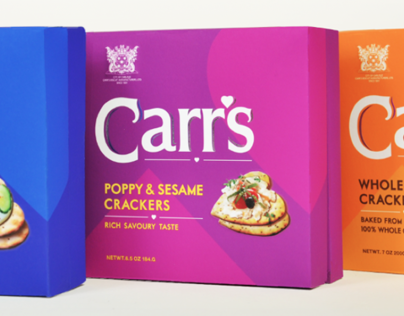Carrs Biscuit