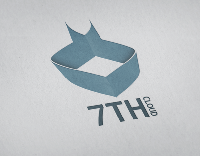 7th Cloud Logo Concept
