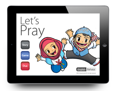 Lets Pray for IPad & iPhone