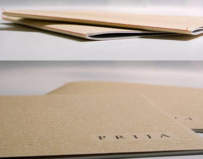 Prija Hotel Amenities Collection / Catalogue