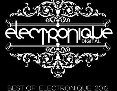 Electronique Digital Album Covers 2013
