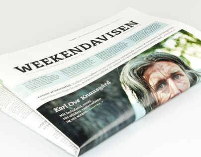 Newspaper design