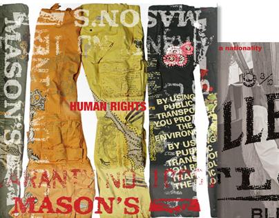 Masons - Some Catalogue