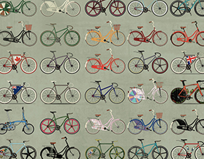 Bike, bikes and bicycles