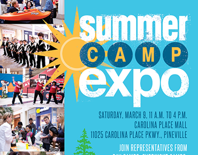 2013 Summer Camp Expo