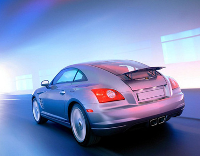 Chrysler Crossfire Hotsite