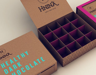 Hnina - Healthy Chocolates - Directors cut