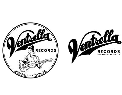 Ventrella Records Logo