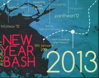 New Year Bash!