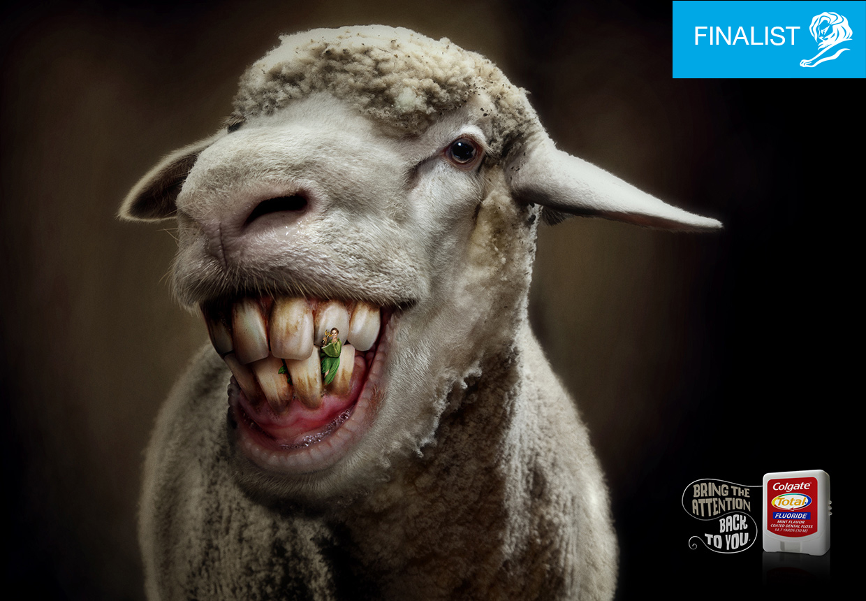 COLGATE: DENTAL FLOSS