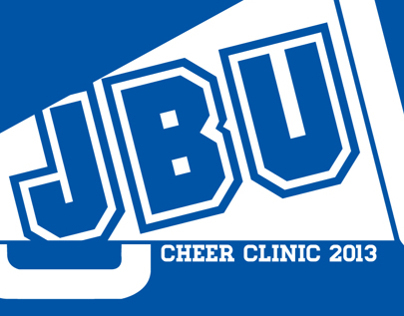 Shirt - JBU Cheer Clinic 2013