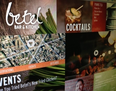 Betel Bar & Kitchen