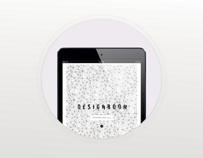 DesignBoom iPad App