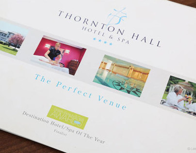 Thornton Hall Hotel & Spa - Spa Awards Entry Brochure