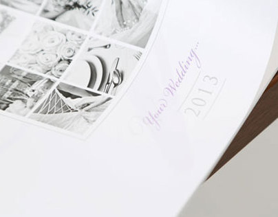 Thornton Hall Wedding Brochure 2013