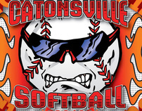 Catonsville Softball Tees 2010