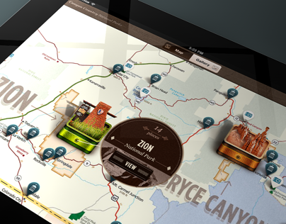 Canyon Country National Parks for iPad