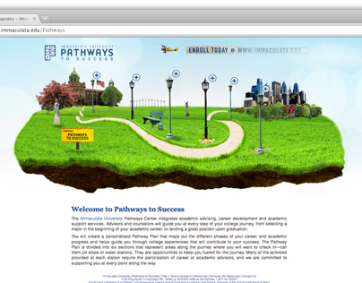 Pathways To Success Website