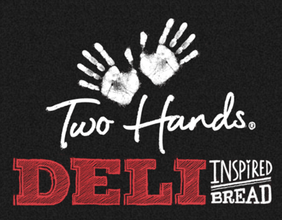 Two Hands Bread Mobile Website