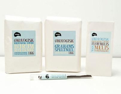 Urtekram packaging