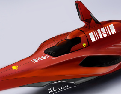Formula 1 watercraft