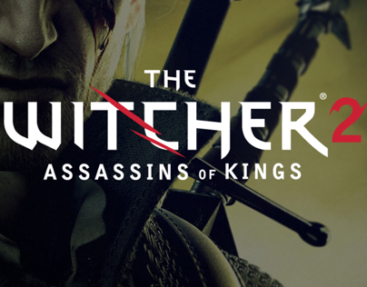 The Witcher 2 Brand Identity