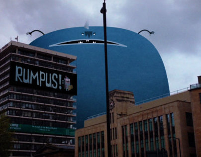 Rumper Stomper - Rumpus Animation Ident