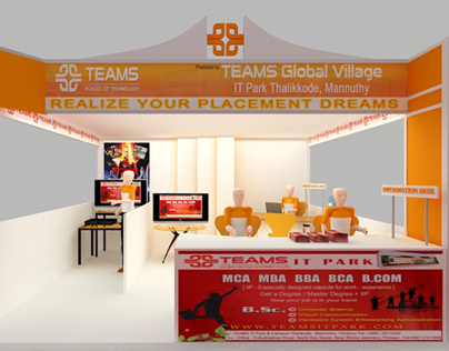Sample Expo Stall